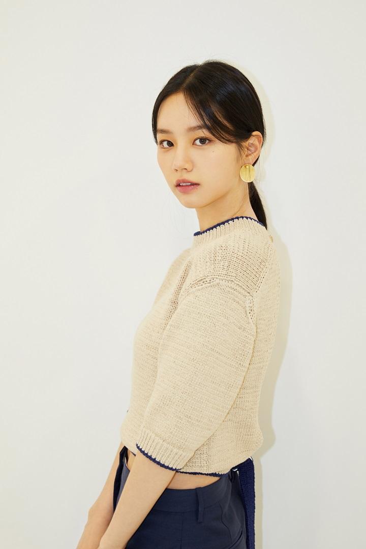 배우 이혜리 ⓒ크리에이티브그룹아이엔지 제공