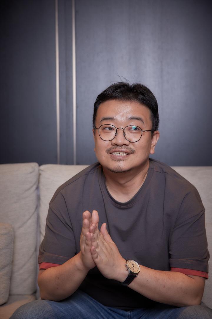 연상호 감독 ⓒ클라이맥스 스튜디오,  CJ ENM, 스튜디오드래곤, 키이스트
