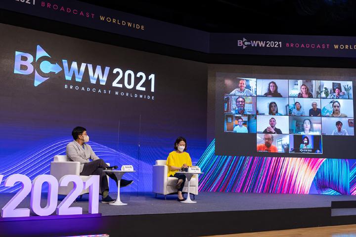 BCWW 국제 포맷 기획안 피칭