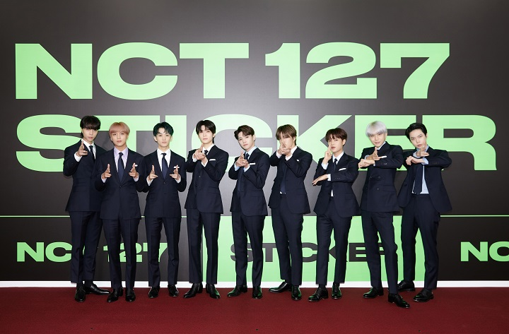 NCT 127 기자간담회 ⓒSM엔터테인먼트 제공