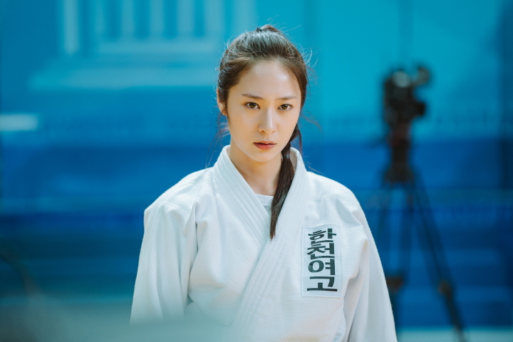 정수정 KBS '경찰수업'