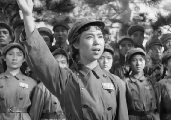 영웅아녀(1964) 스틸컷